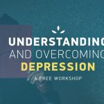 How to overcome depression banner