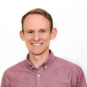 Picture of Collin Rhoade smiling on a white background | ThrivePointe professional therapist specializes in Christian Counseling in Cincinnati, Ohio and Indianapolis, Indiana 46038 and 46075